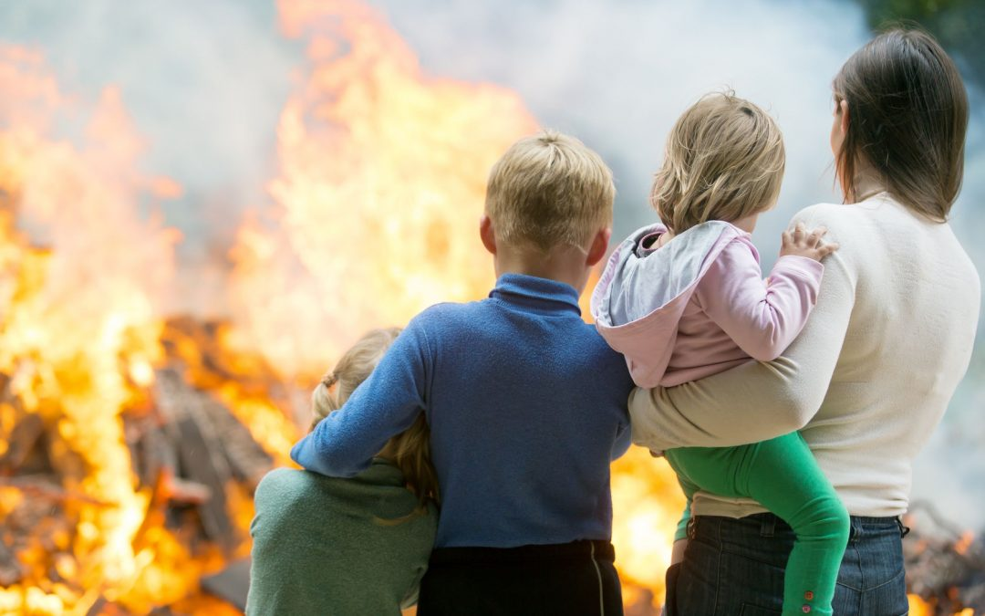 When Was the Last Time Your Family Held a Fire Drill?