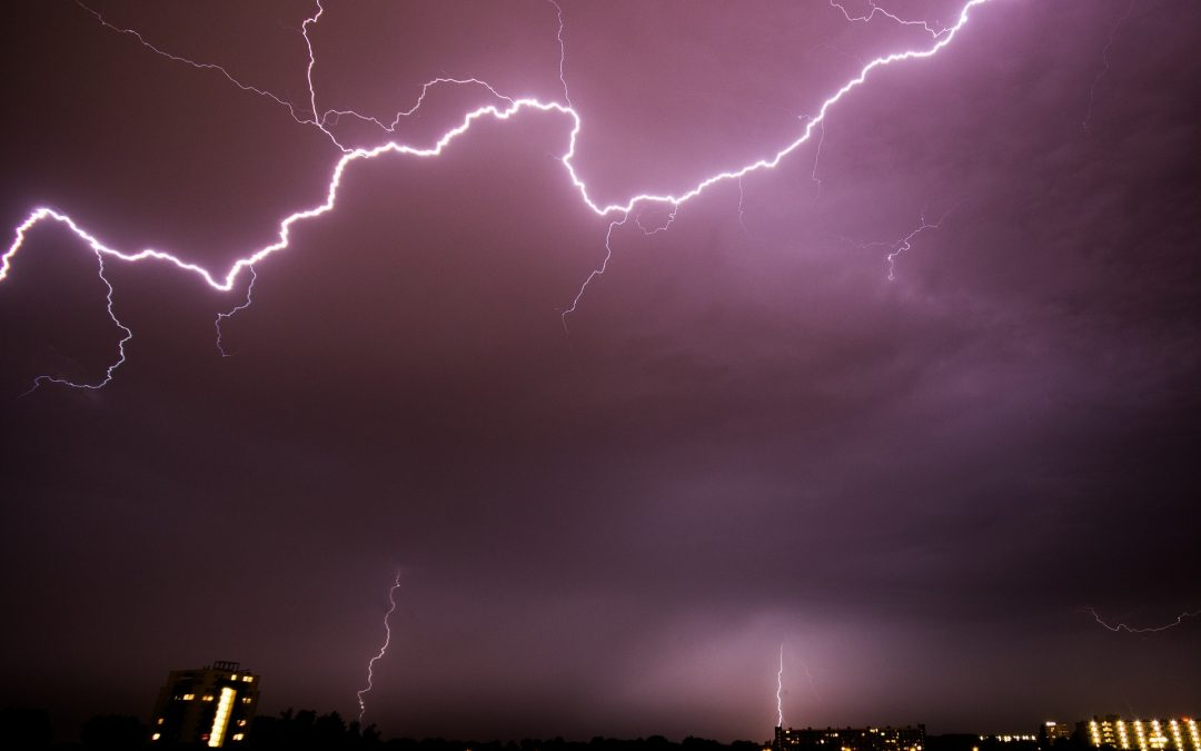Monsoon Season is Approaching; Watch for Lightning Fires