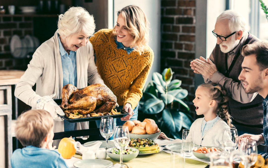 Tips to Prevent Holiday Cooking Fires