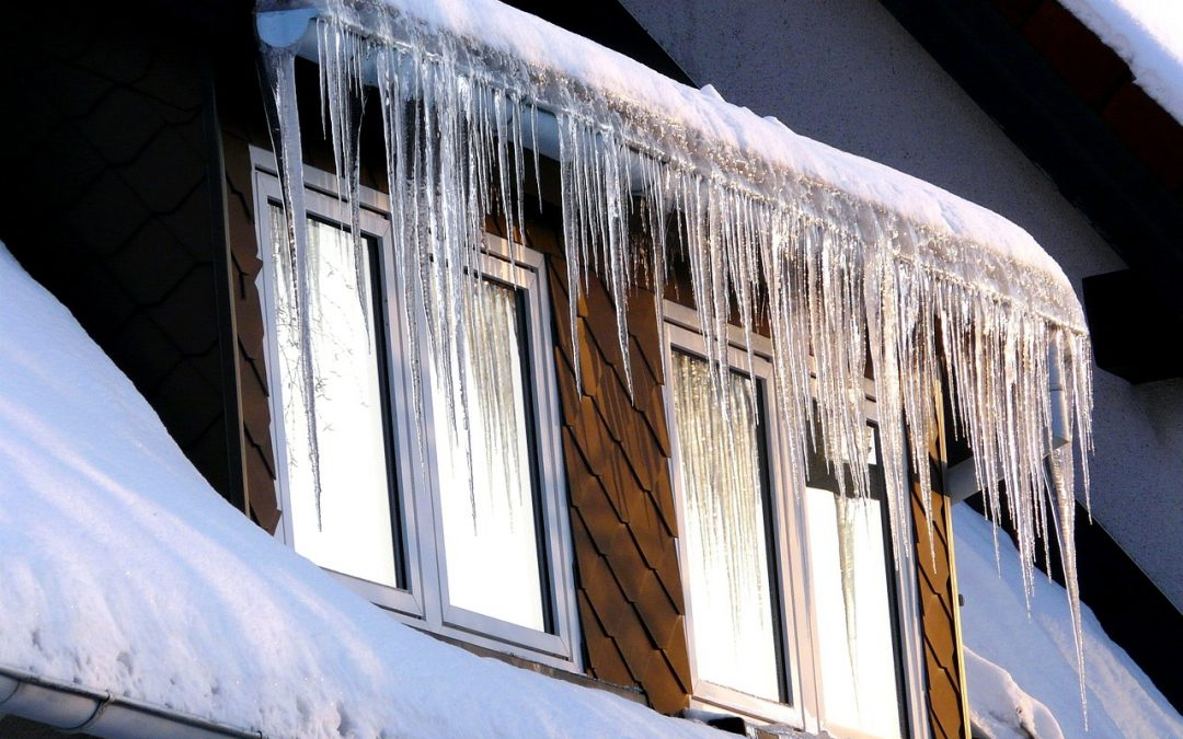 Why Ice Dams Can Be a Hazard to Your Roof