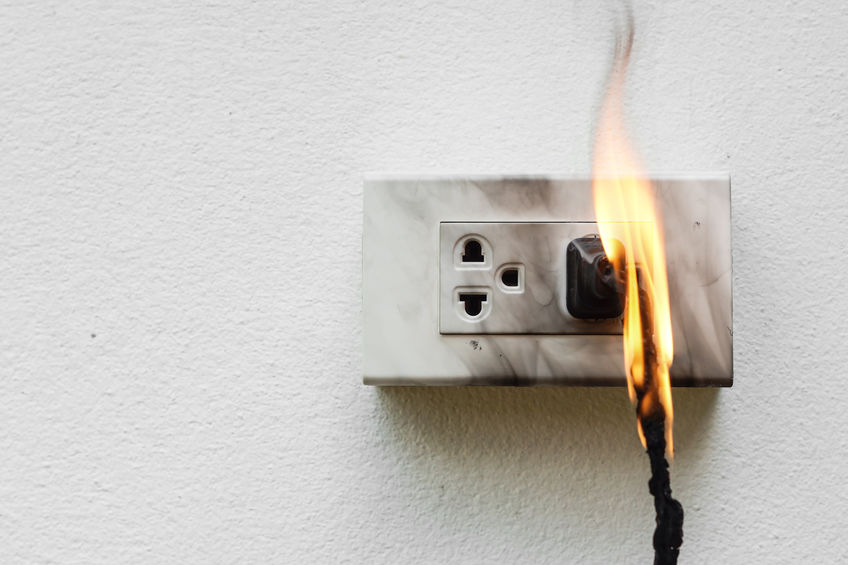 Warning Signs of an Electrical Fire