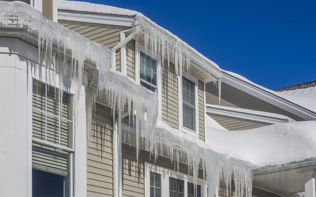 The Damage Ice Dams Can Cause