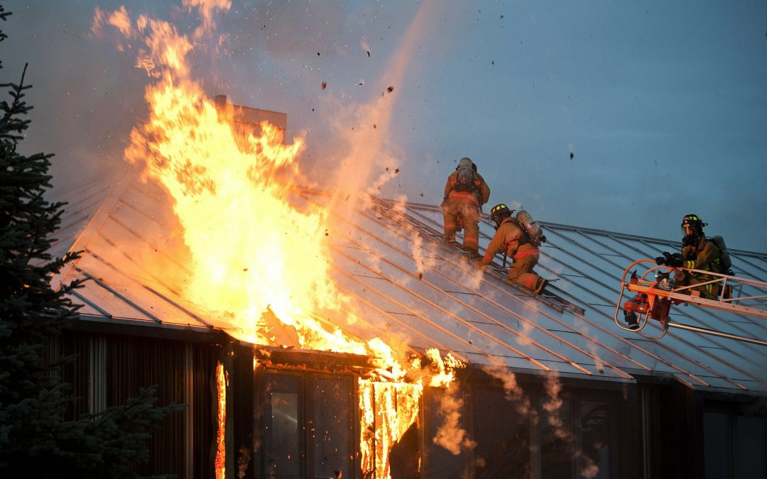 What To Do After A Home Fire