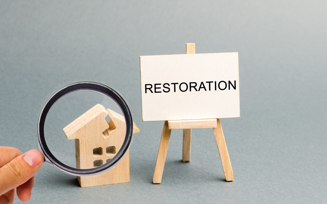How To Choose A Restoration Company
