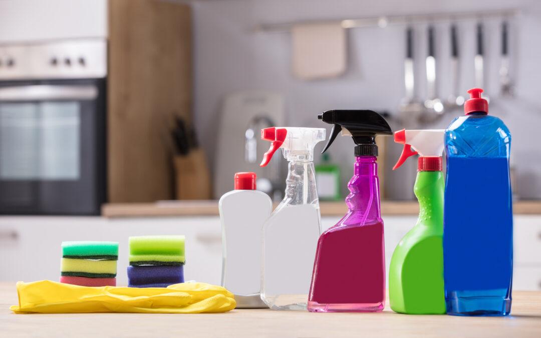 disinfecting illness