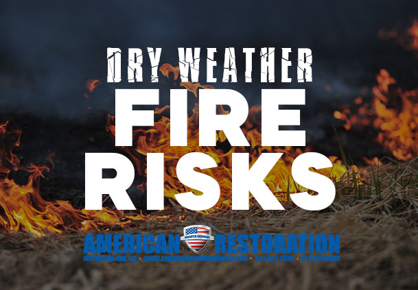 New Mexico Dry Weather Fire Risks