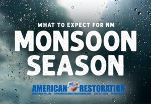 NM Monsoon Season