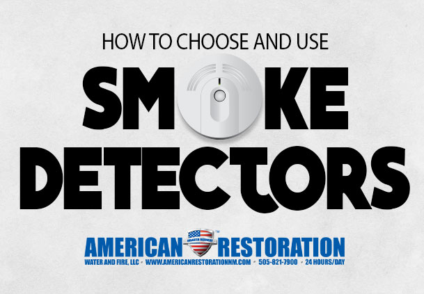 How to Choose and Use Smoke Detectors
